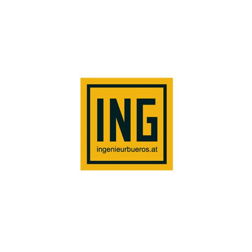 Logo ING - ingenieurbueros.at, ingenieurbüros.at, Corporate Design, Agenturauftrag