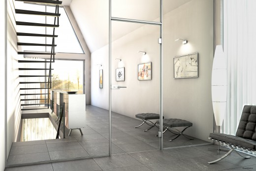 Interior 01, 3D Visualisierung, Rendering, CGI