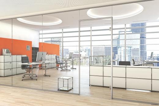 Office 01, 3D Visualisierung, Rendering, CGI